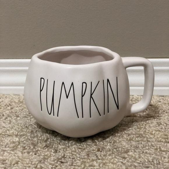 Rae Dunn Pumpkin Mug